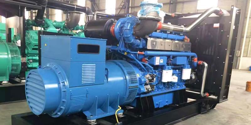 Diesel-generator-set